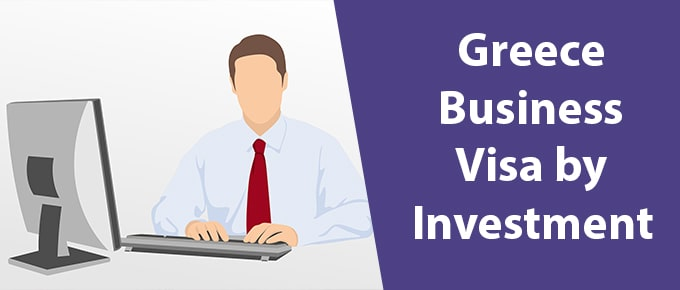 Greece Business Visa by Investment