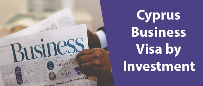 Cyprus Business/Profession Visa by Investment
