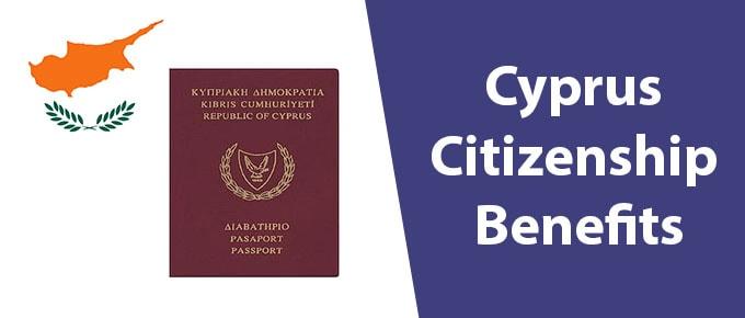 Cyprus Citizenship Benefits